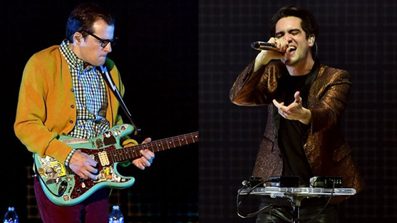 Weezer & Panic! At The Disco at Xfinity Center