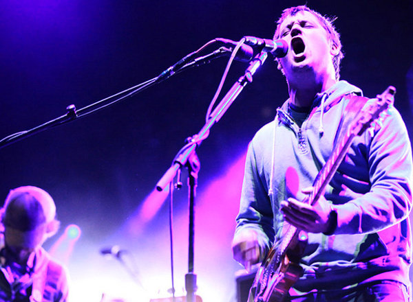 Modest Mouse & Brand New at Xfinity Center