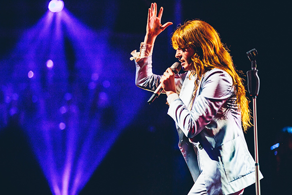 Florence and The Machine & Of Monsters and Men at Xfinity Center