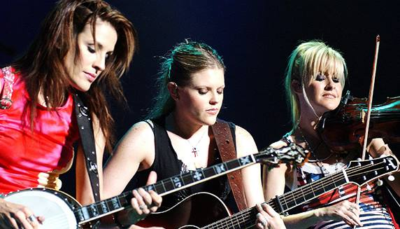 Dixie Chicks at Xfinity Center