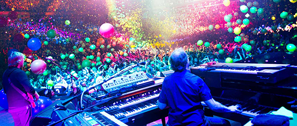 Phish at Xfinity Center
