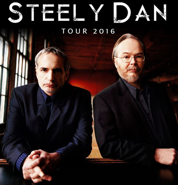 Steely Dan & Steve Winwood at Xfinity Center