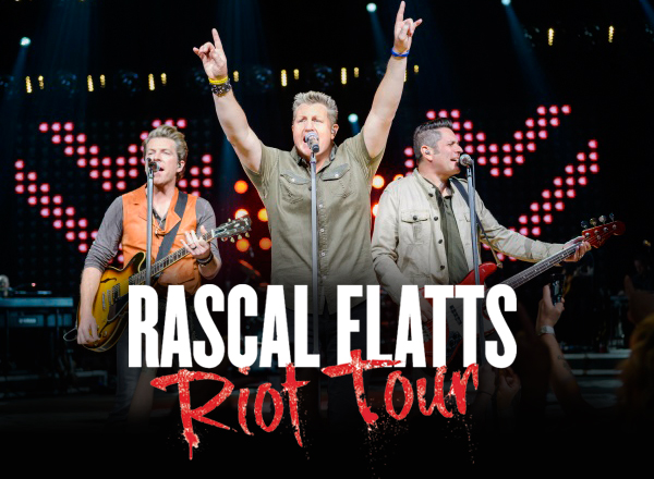 Rascal Flatts & Kelsea Ballerini at Xfinity Center