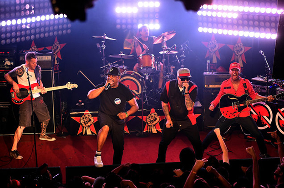 Prophets of Rage at Xfinity Center