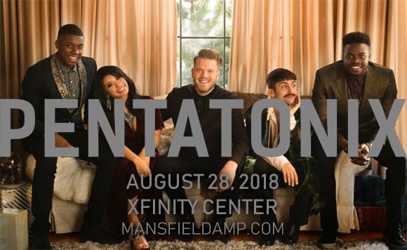 Pentatonix | Xfinity Center | Mansfield, Massachusetts