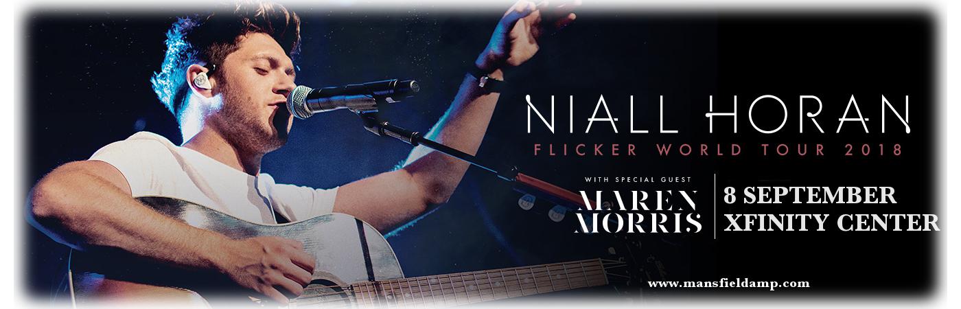 Niall Horan & Maren Morris at Xfinity Center