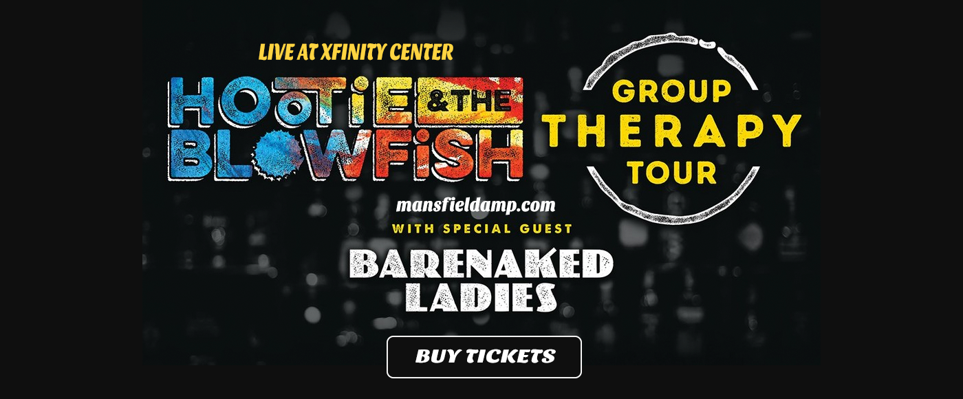 Hootie & The Blowfish & Barenaked Ladies at Xfinity Center