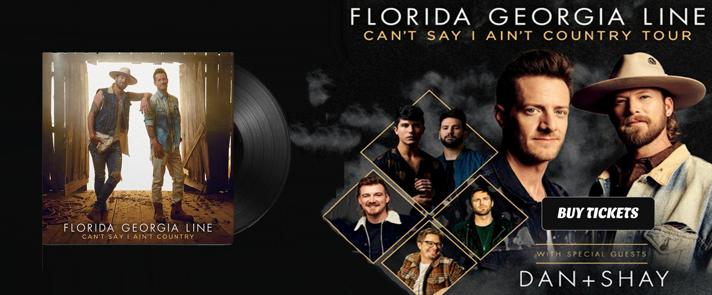 Florida Georgia Line, Dan and Shay & Morgan Wallen at Xfinity Center