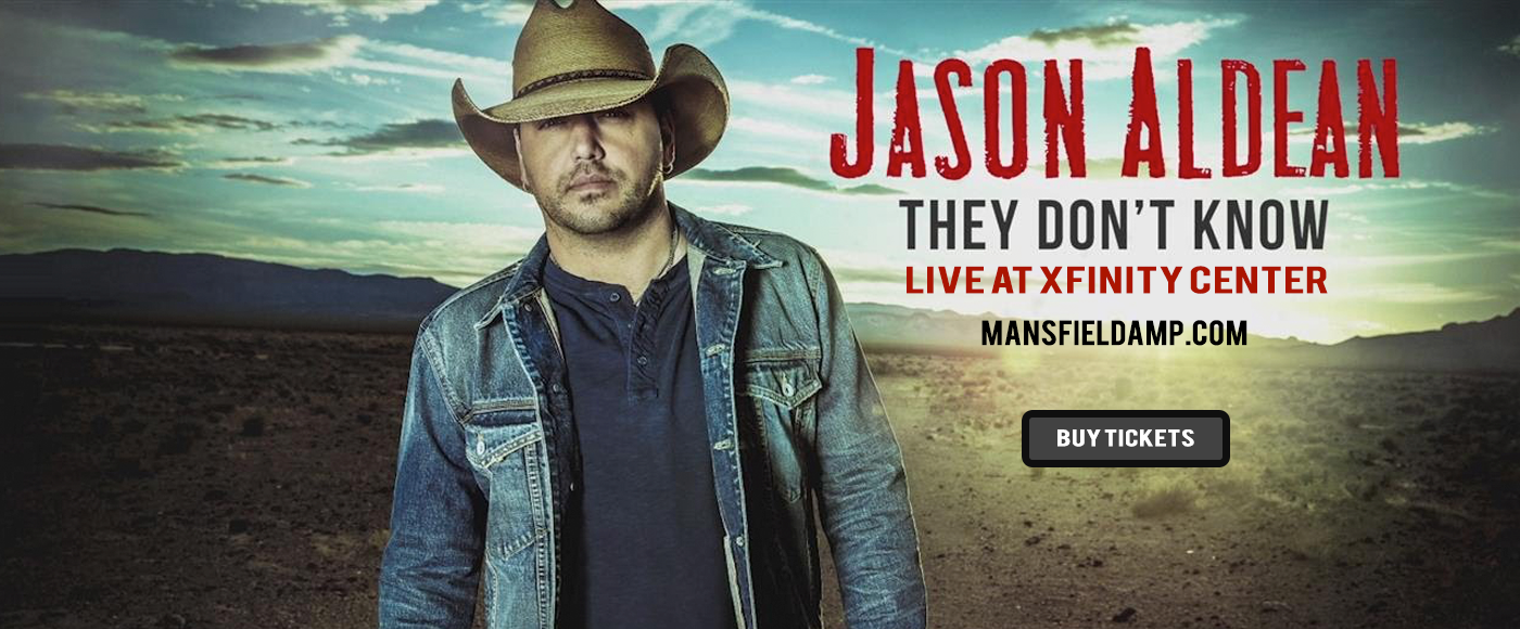 Jason Aldean at Xfinity Center