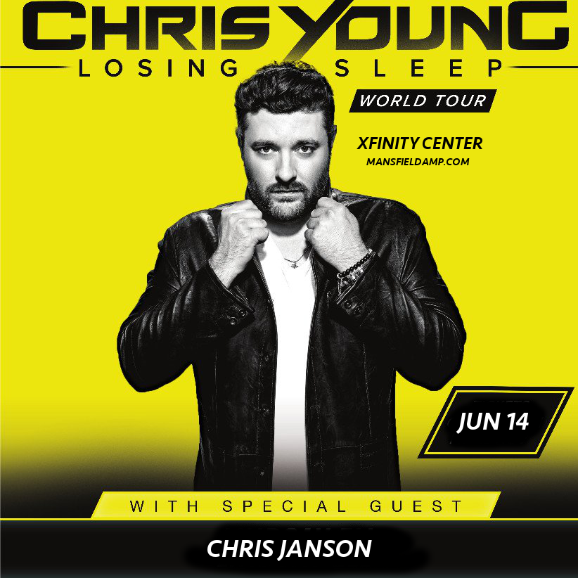 Chris Young & Chris Janson at Xfinity Center