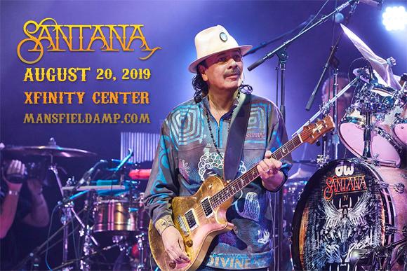 Santana & The Doobie Brothers at Xfinity Center