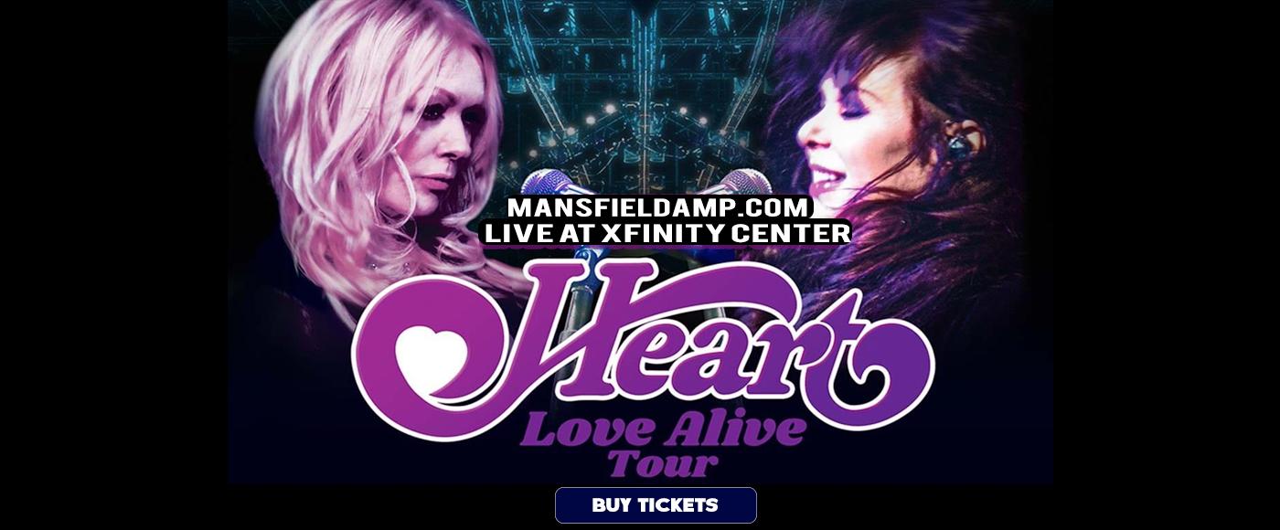 Heart, Sheryl Crow & Elle King at Xfinity Center