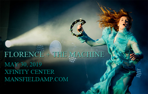 Florence and The Machine at Xfinity Center