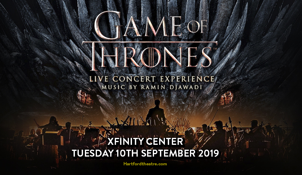 Game of Thrones Live Concert Experience at Xfinity Center