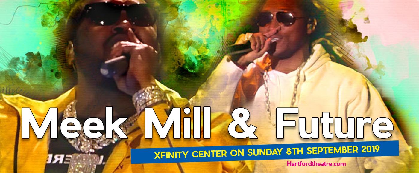 Meek Mill & Future at Xfinity Center