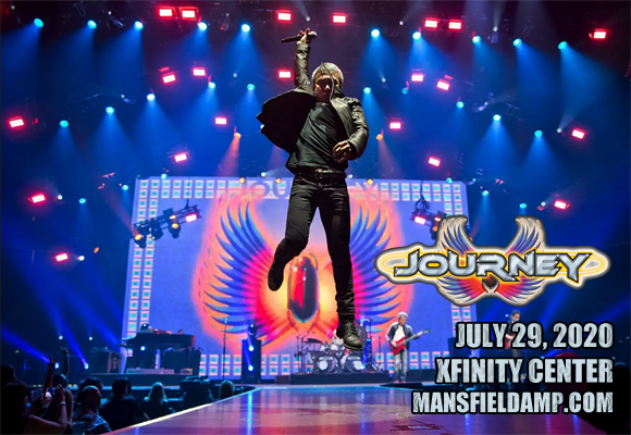 Journey & The Pretenders at Xfinity Center