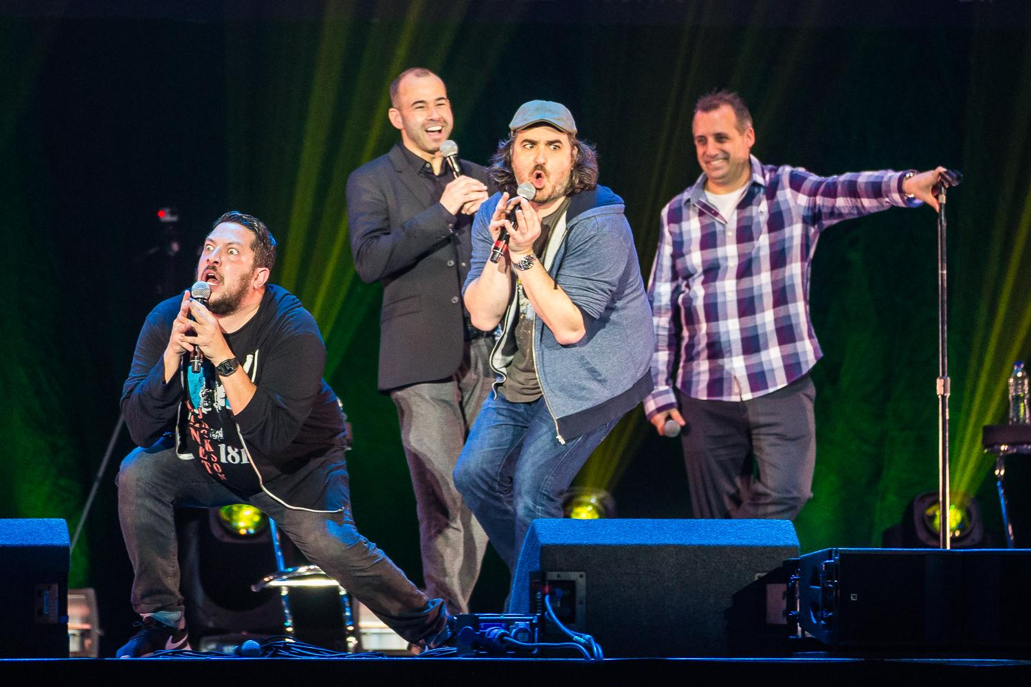 Impractical Jokers Live at Xfinity Center