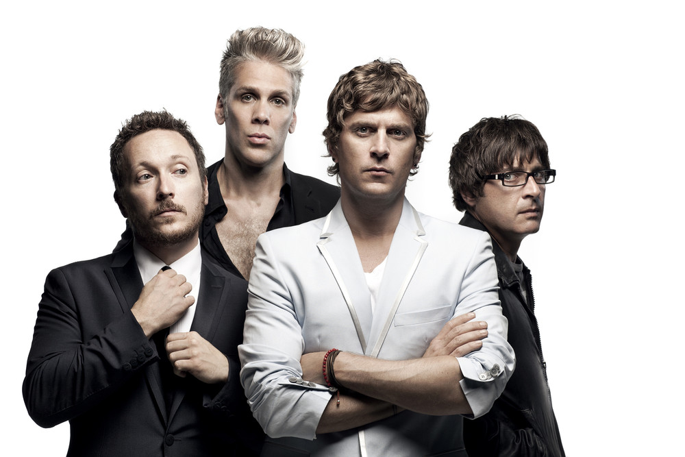 Matchbox Twenty & The Wallflowers at Xfinity Center