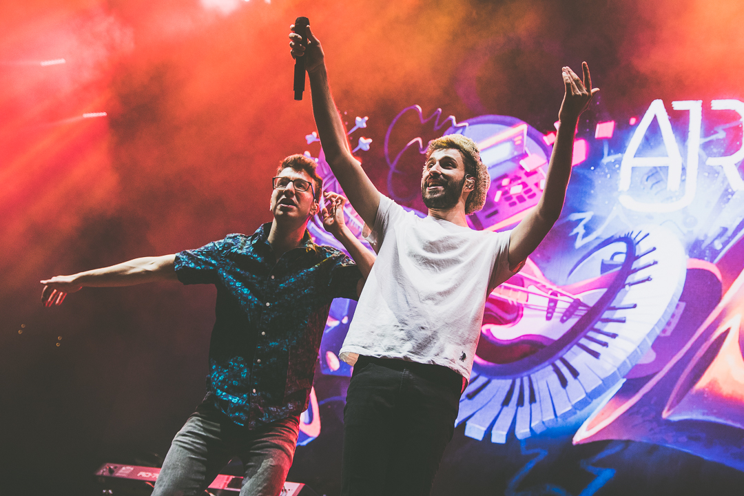 AJR, Quinn XCII & Hobo Johnson and The Lovemakers at Xfinity Center