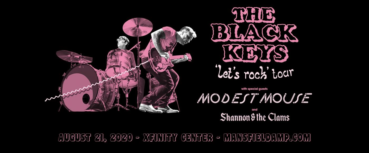 The Black Keys at Xfinity Center