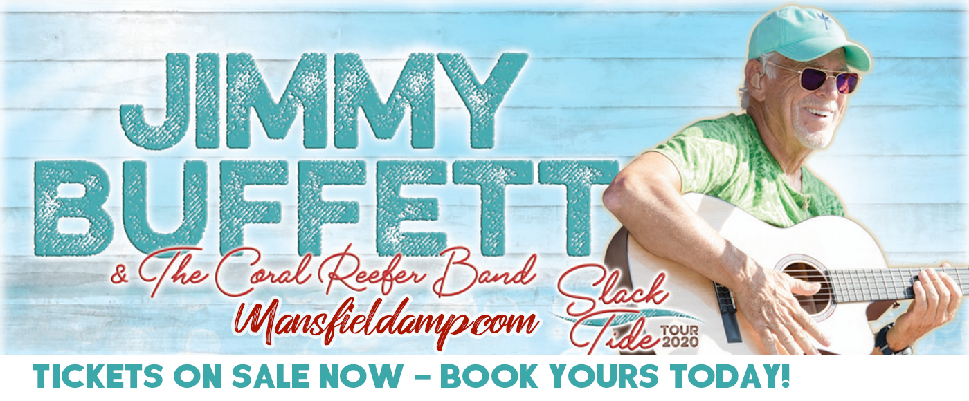 Jimmy Buffett at Xfinity Center