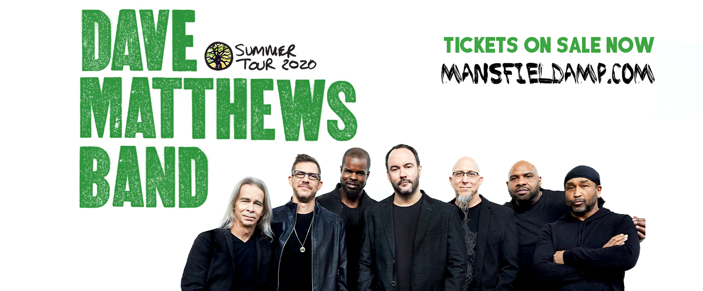 Dave Matthews Band at Xfinity Center