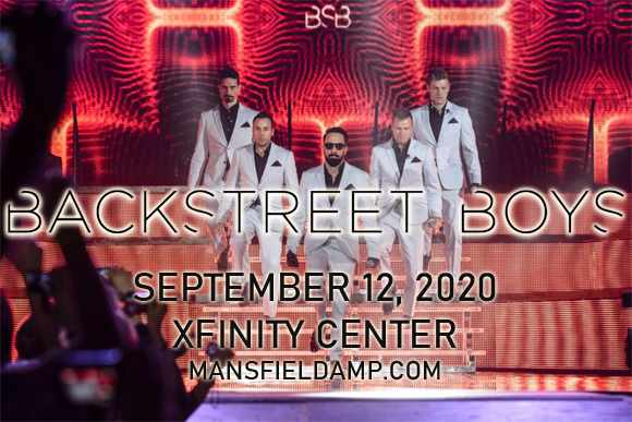 Backstreet Boys at Xfinity Center