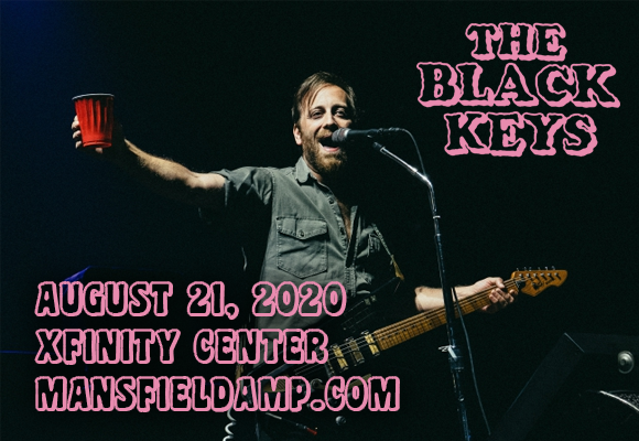 The Black Keys [CANCELLED] at Xfinity Center