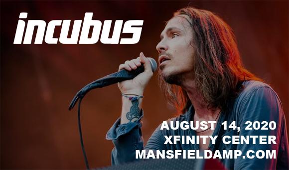 Incubus, 311 & Badflower [CANCELLED] at Xfinity Center