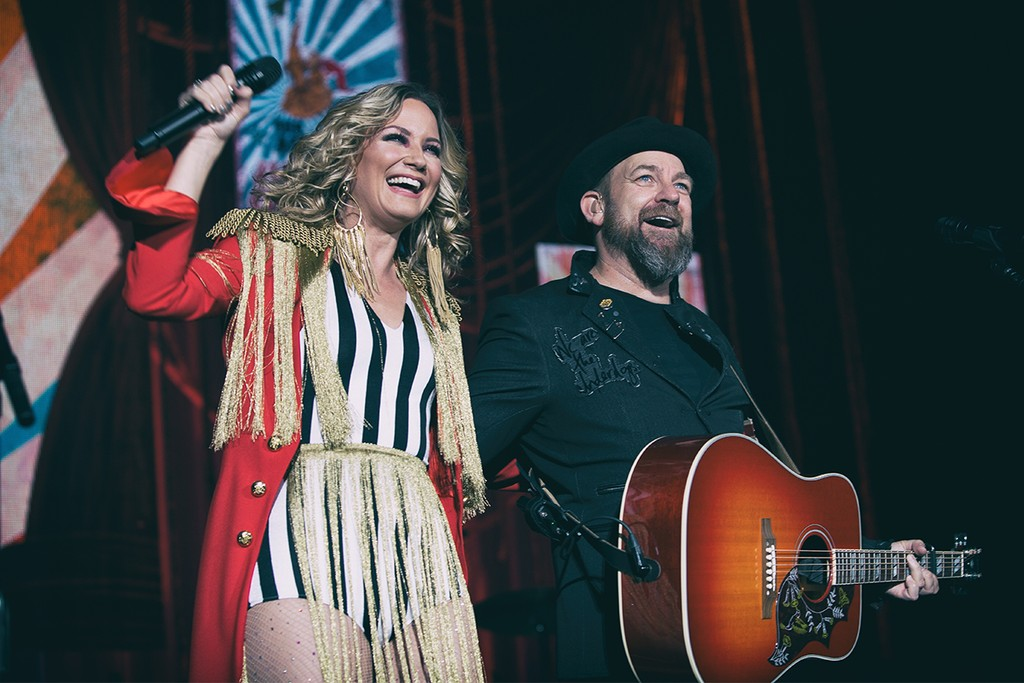 Sugarland, Mary Chapin Carpenter & Tenille Townes [CANCELLED] at Xfinity Center