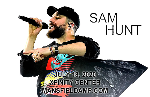 Sam Hunt, Kip Moore & Travis Denning [CANCELLED] at Xfinity Center