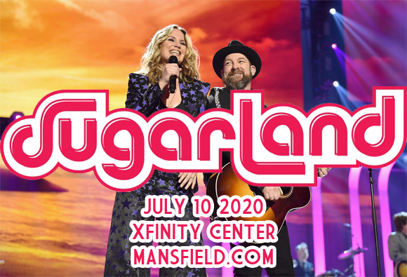 Sugarland [CANCELLED] at Xfinity Center