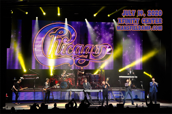 Chicago - The Band & Rick Springfield at Xfinity Center