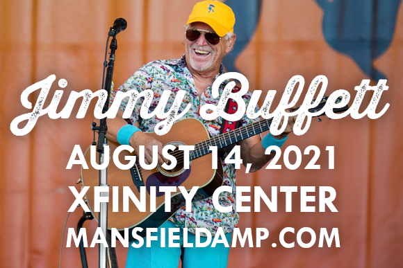 Jimmy Buffett at Xfinity Center