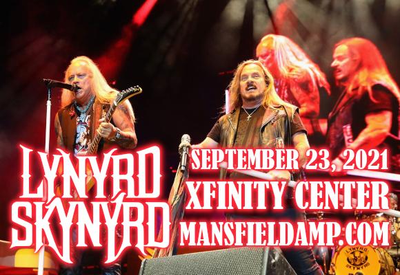 Lynyrd Skynyrd at Xfinity Center
