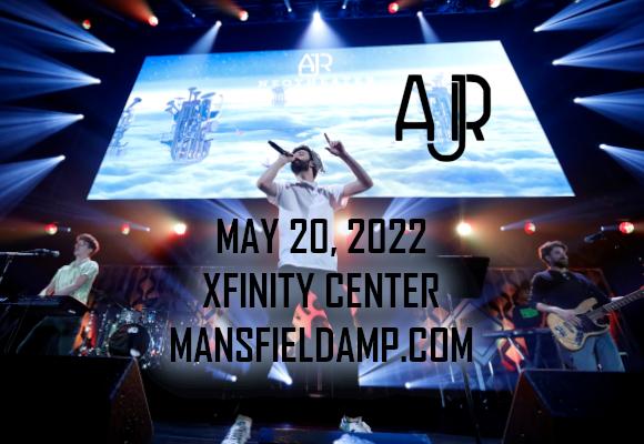 AJR at Xfinity Center