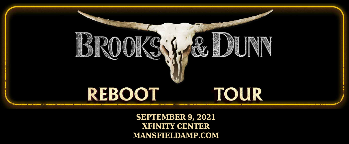 Brooks and Dunn at Xfinity Center