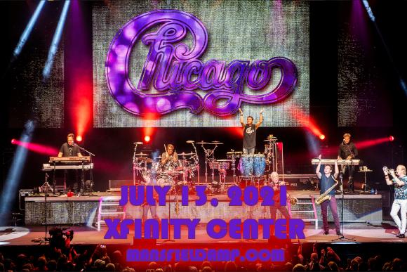 Chicago - The Band & Rick Springfield at Xfinity Center