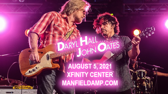 Hall and Oates, KT Tunstall & Squeeze at Xfinity Center