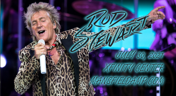 Rod Stewart & Cheap Trick at Xfinity Center