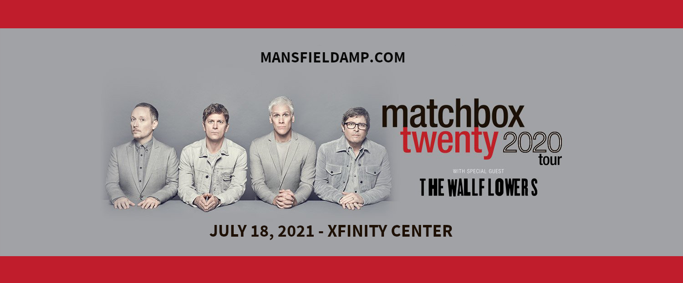 Matchbox Twenty & The Wallflowers at Xfinity Center